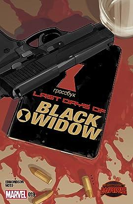 Black Widow (2014-2015) #19