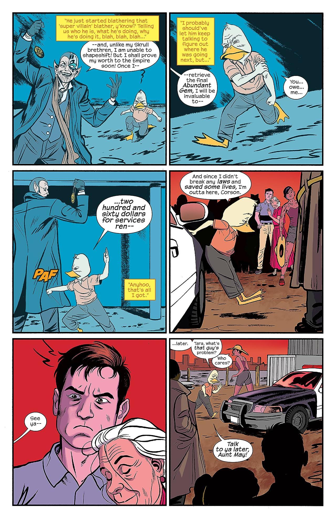 Howard The Duck (2015) #4