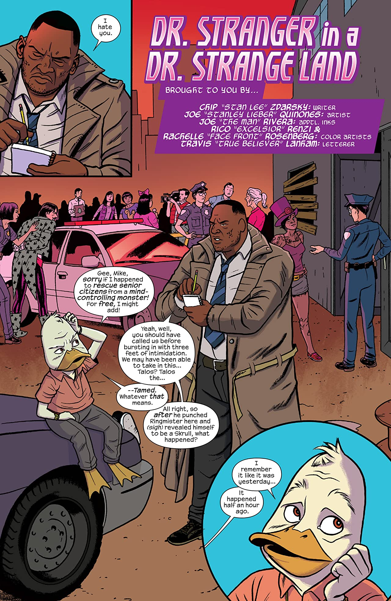 Howard The Duck (2015) #4