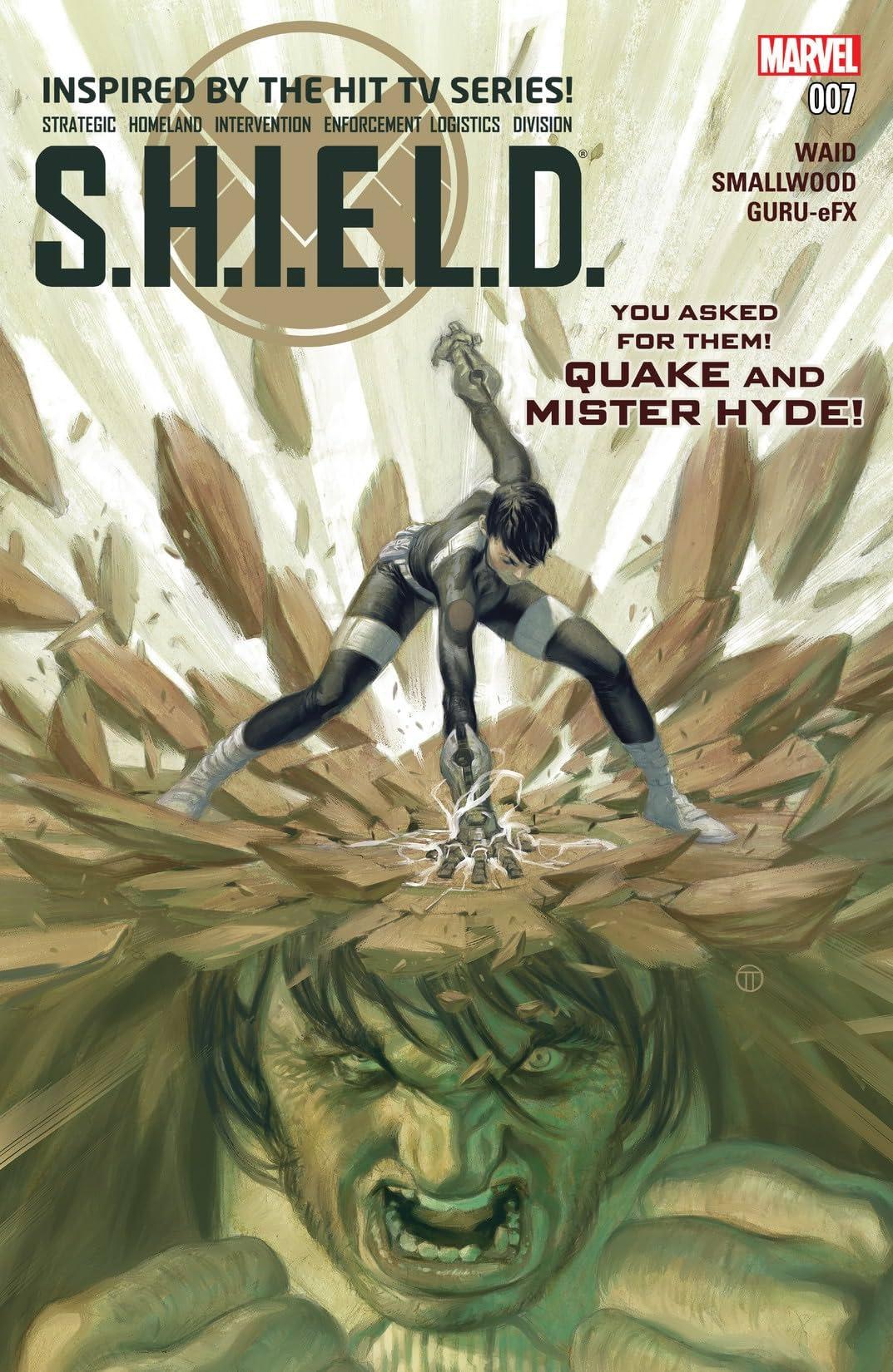 S.H.I.E.L.D. (2014-2015) #7
