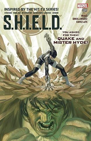 S.H.I.E.L.D. (2014-2015) No.7