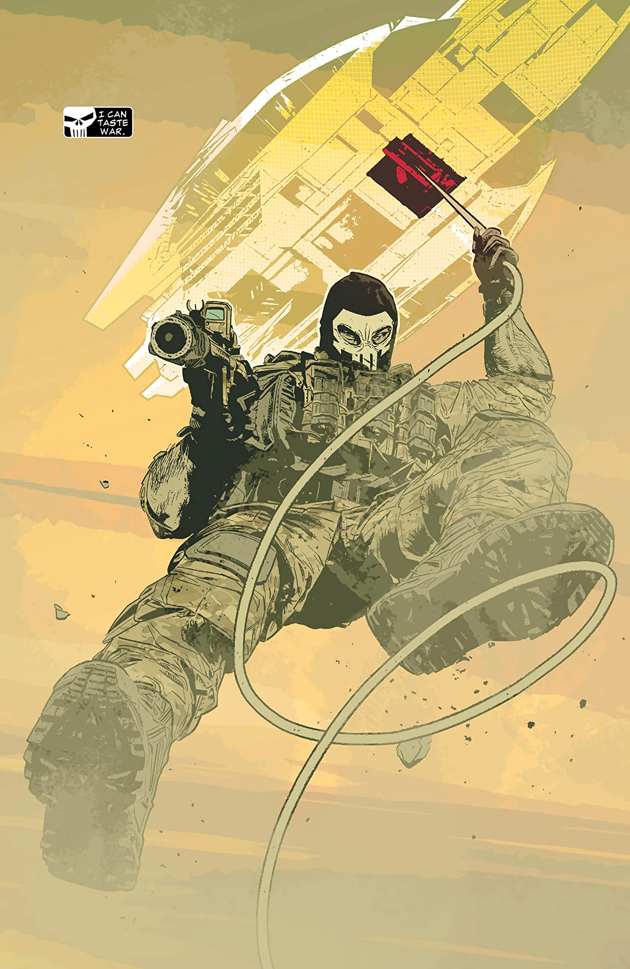 The Punisher (2014-2015) #19