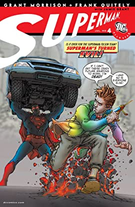 All Star Superman #4