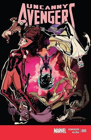 Uncanny Avengers (2015) #5