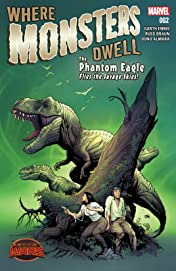 Where Monsters Dwell (2015) #2 (of 5)