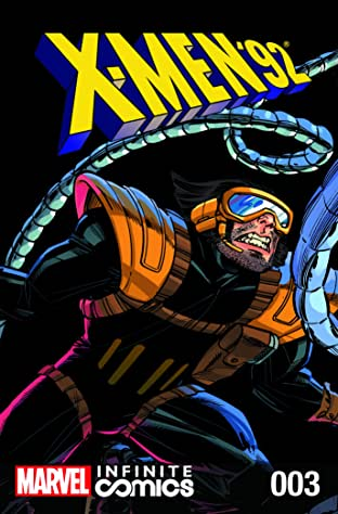 X-Men '92 Infinite Comic #3 (of 8)