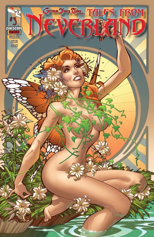 Grimm Fairy Tales Presents: Tales From Neverland #3 (of 3)