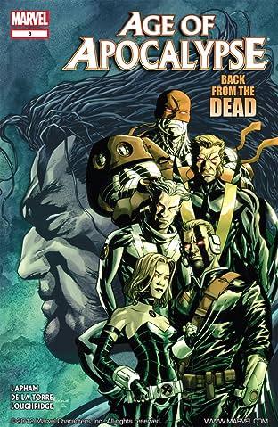 Age of Apocalypse (2012-2013) No.3
