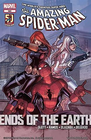 Amazing Spider-Man (1999-2013) #685