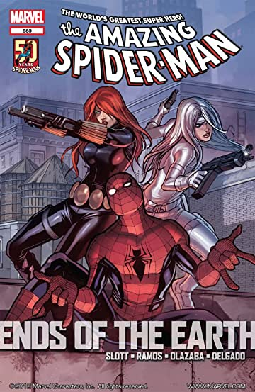Amazing Spider-Man (1999-2013) #685