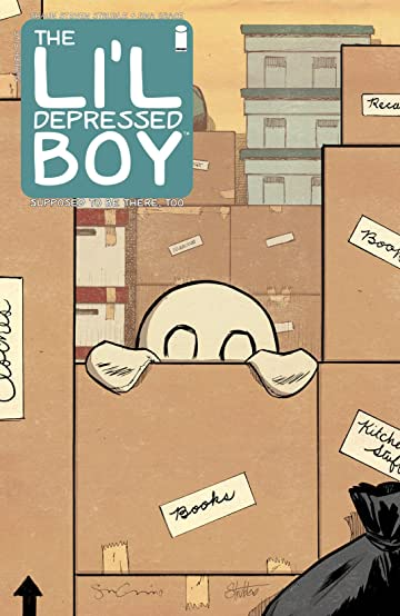 The Li'l Depressed Boy: Supposed To Be There Too #5
