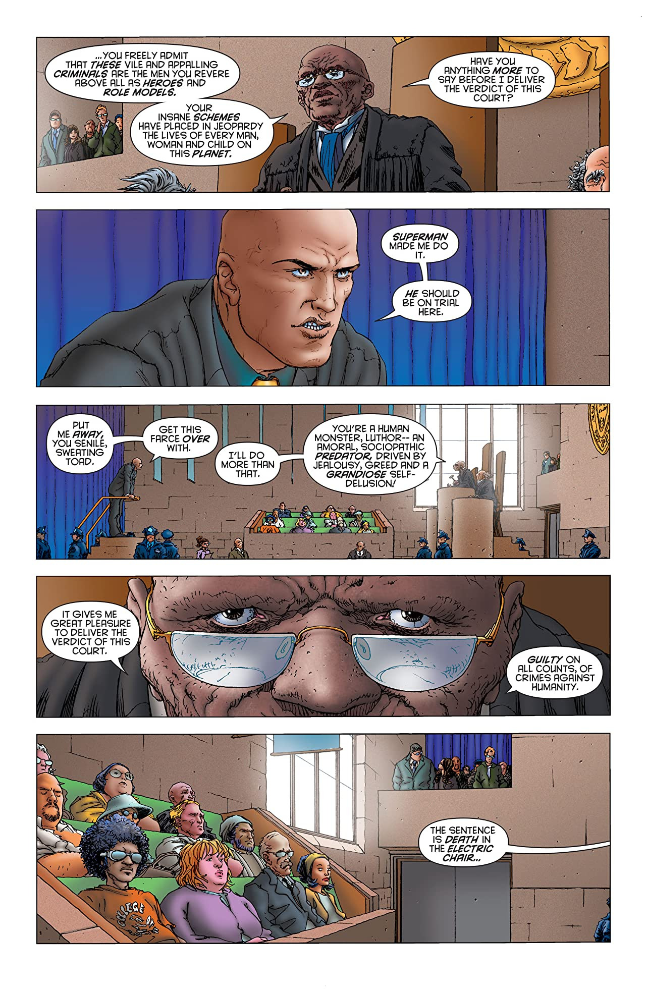 All Star Superman #5