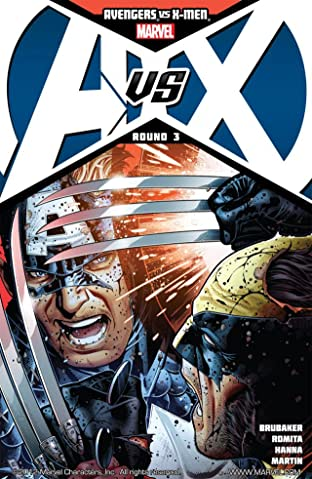 Avengers vs. X-Men No.3 (sur 12)