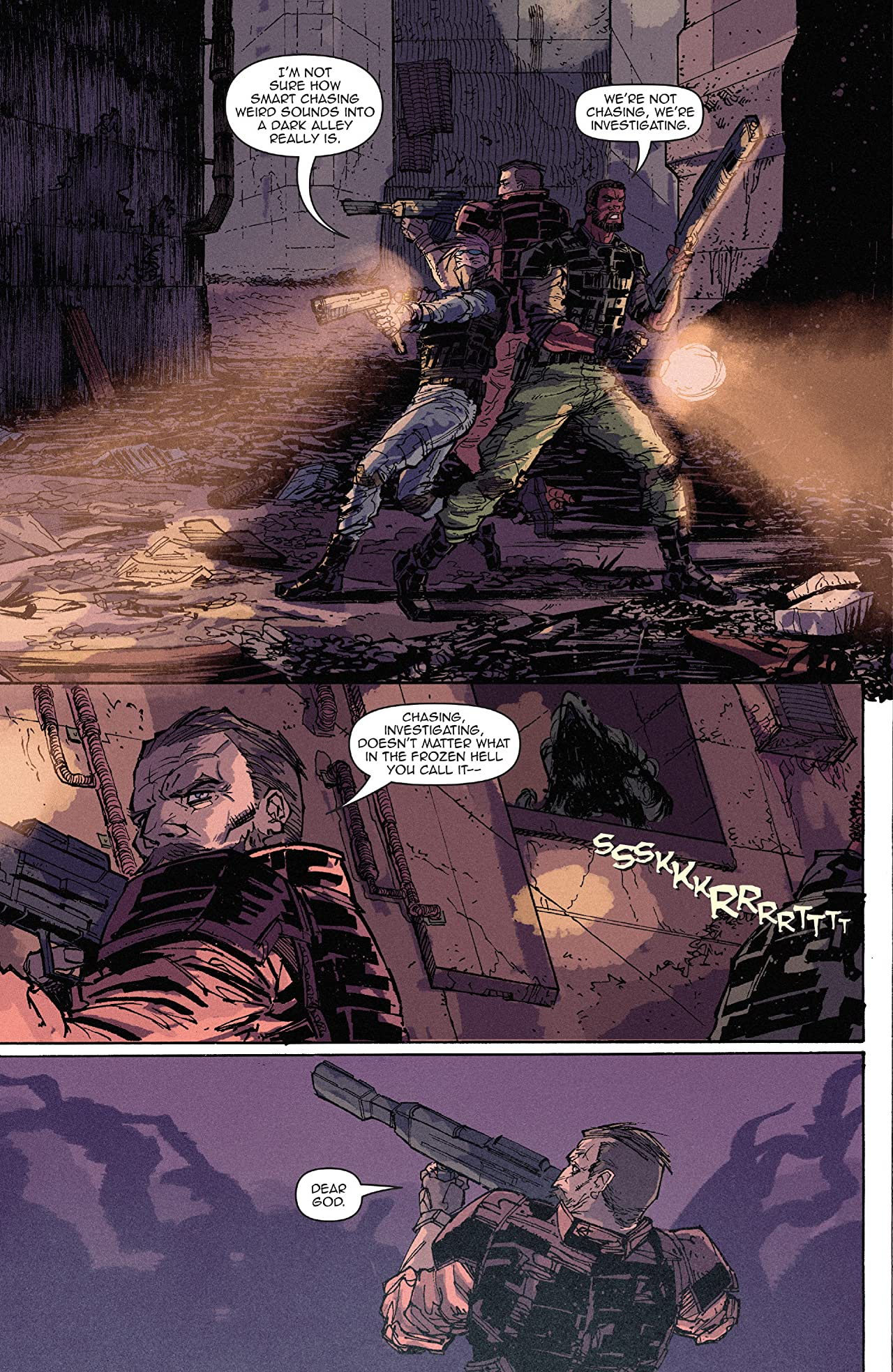 Roche Limit: Clandestiny #2