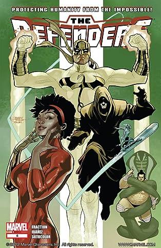 Defenders (2011-2012) #6