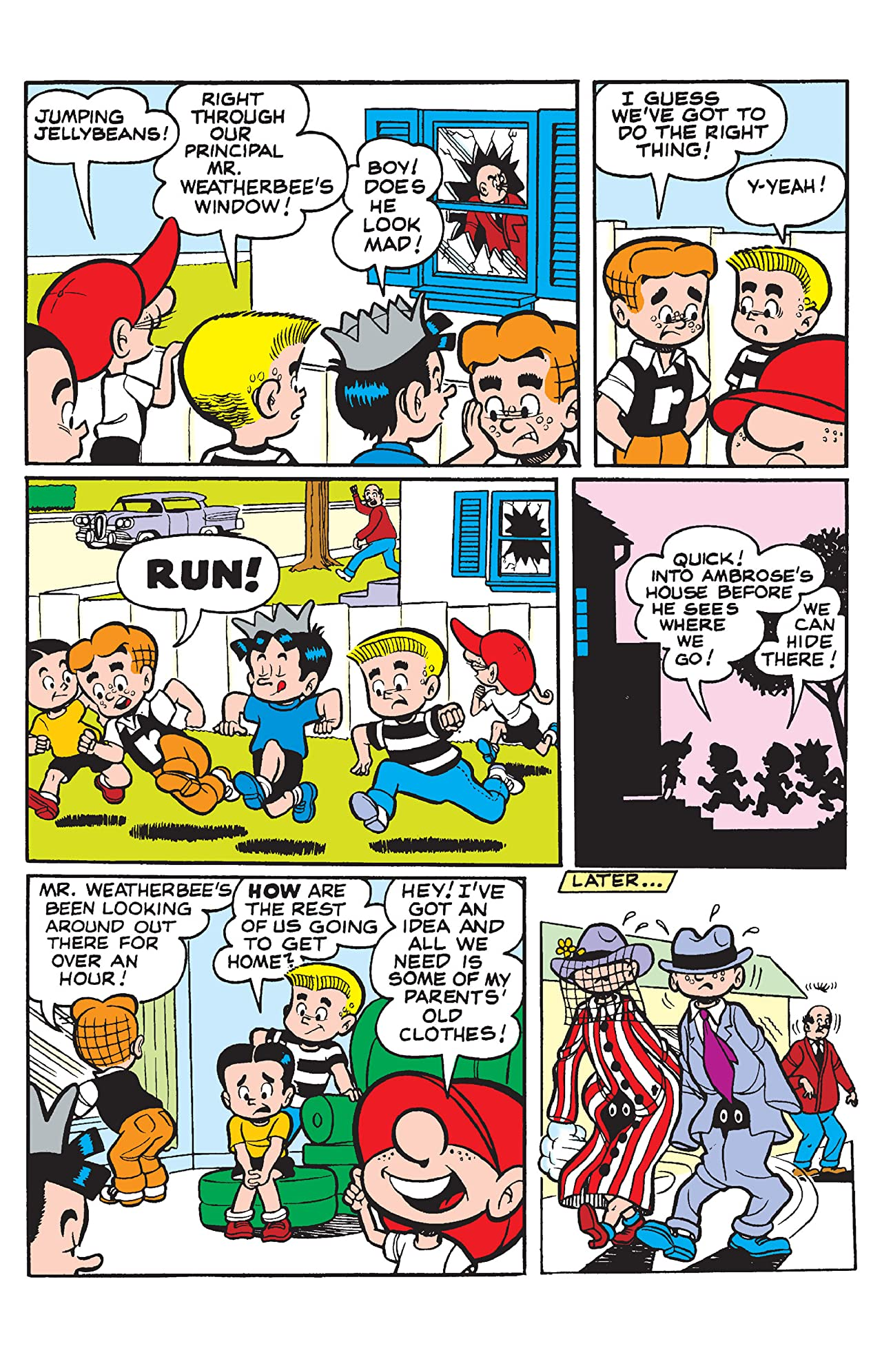 PEP Digital #158: Little Archie and Friends 2