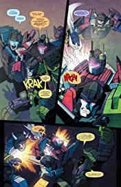 Transformers: Windblade (2015) #3: Combiner Wars Part 5