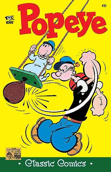 Popeye Classics #35