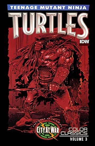 Teenage Mutant Ninja Turtles: Color Classics Vol. 3 #6