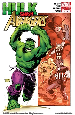 Hulk Smash Avengers #1 (of 5)