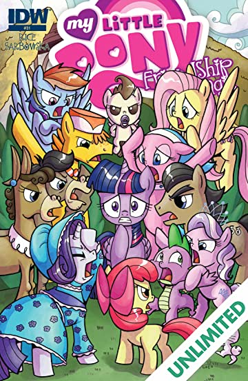 My Little Pony: Friendship Is Magic #31