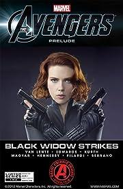 Marvel's the Avengers: Black Widow Strikes #1 (of 3)