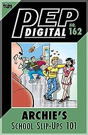 PEP Digital #162: Archie's School Slip-Ups 101