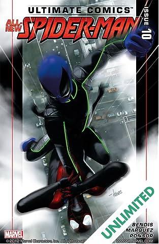 Ultimate Comics Spider-Man (2011-2013) #10