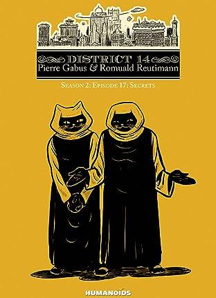 District 14: Season 2 Vol. 5: Secrets