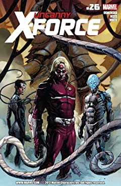 Uncanny X-Force (2010-2012) #26