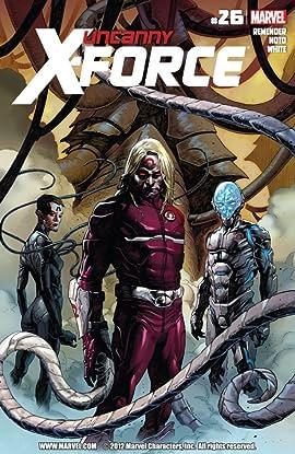 Uncanny X-Force (2010-2012) #26