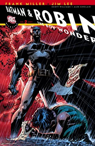 All Star Batman and Robin, The Boy Wonder #2
