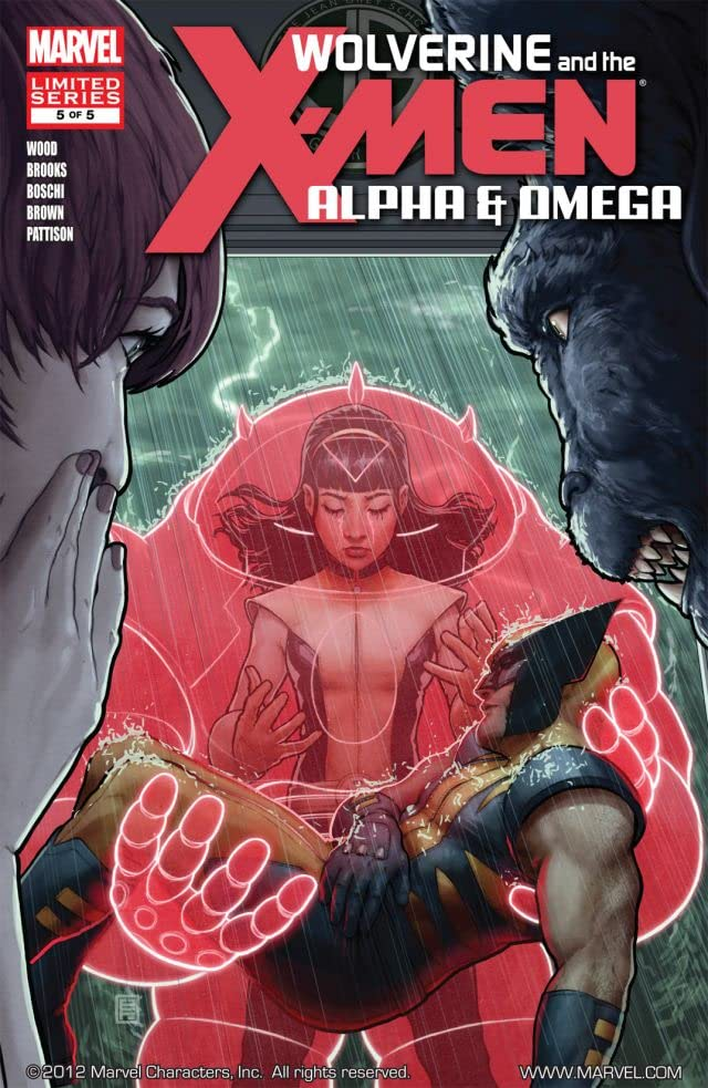 Wolverine and the X-Men: Alpha and Omega #5