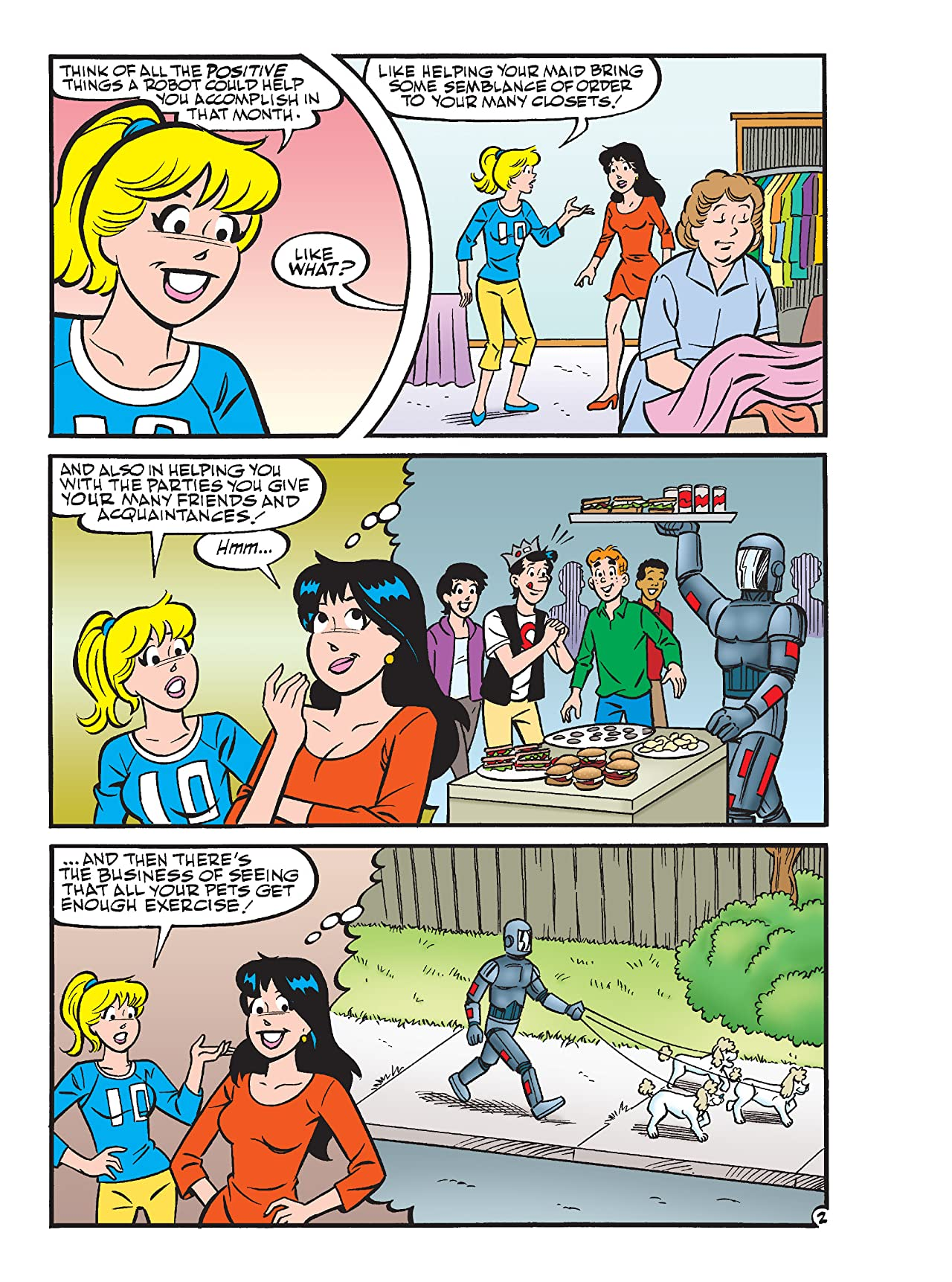 Betty & Veronica Comics Double Digest #236