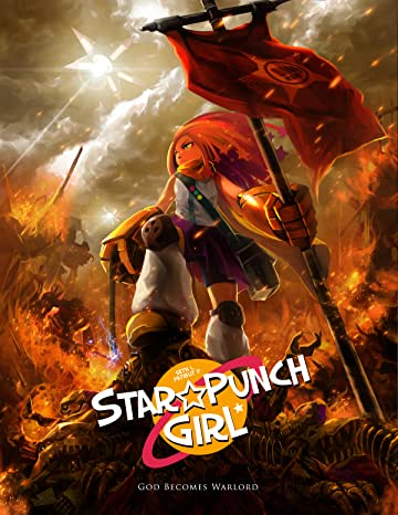 Starpunch Girl #2