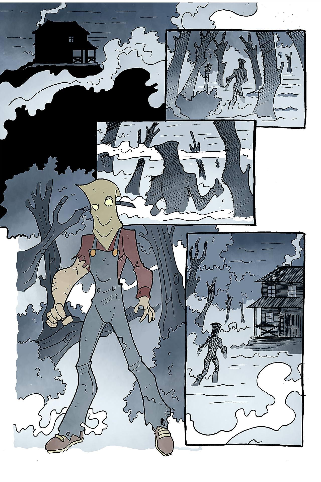 Halloween Man #6
