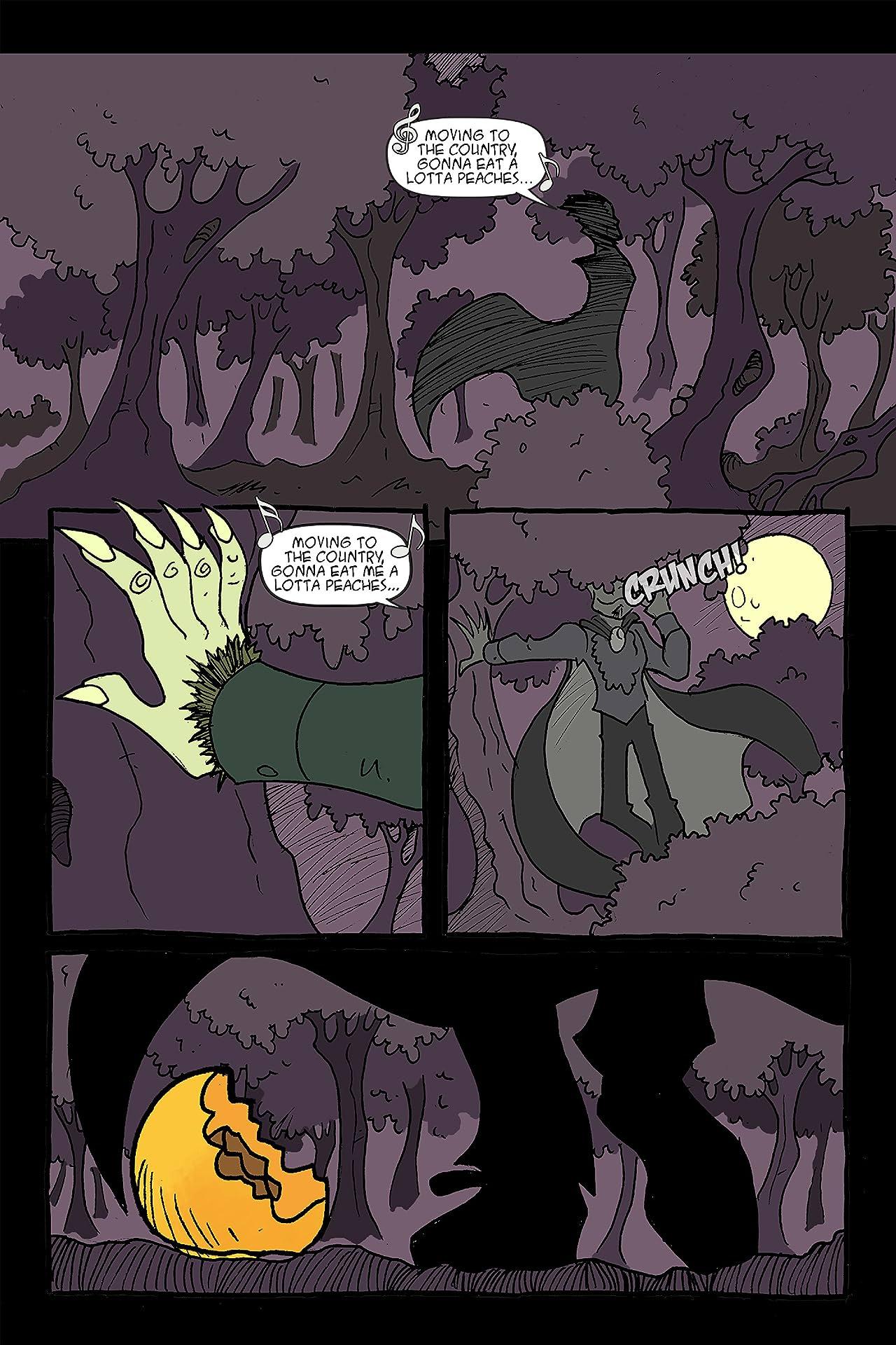 Halloween Man #7