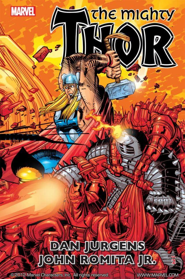 Thor by Jurgens & Romita Jr. Vol. 2