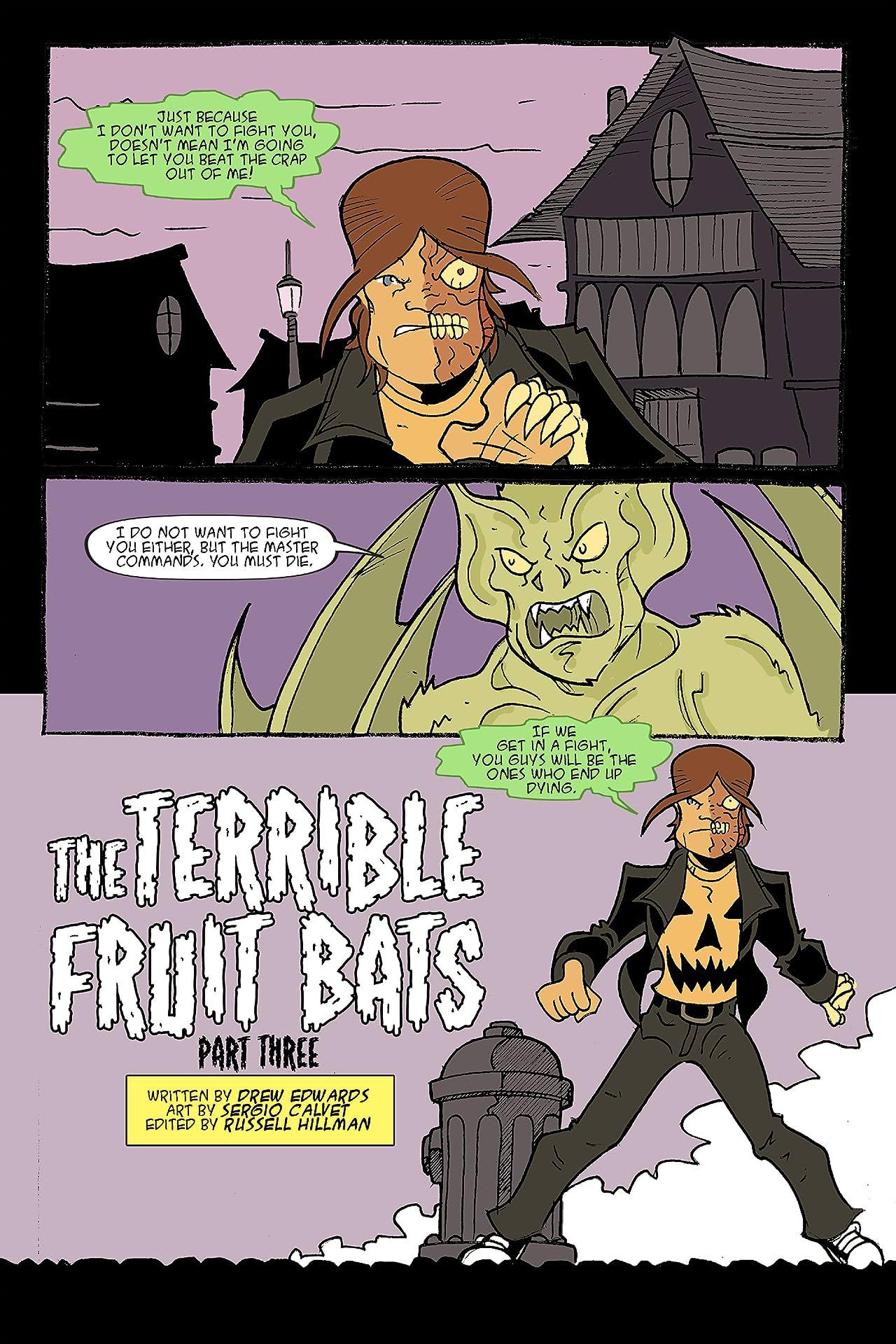 Halloween Man #9