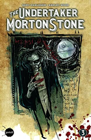 The Undertaker Morton Stone #3