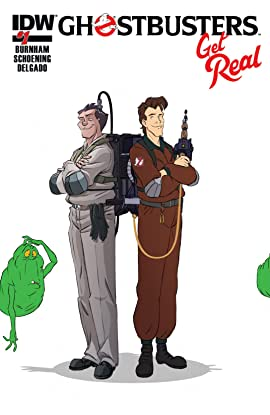 Ghostbusters: Get Real #1 (of 4)