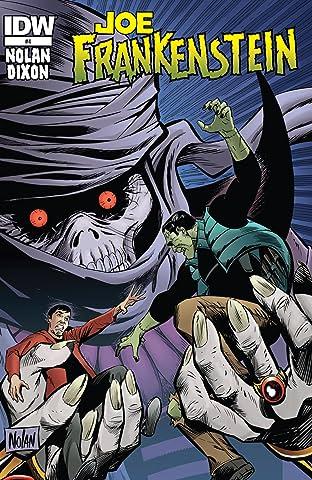 Joe Frankenstein #4 (of 4)