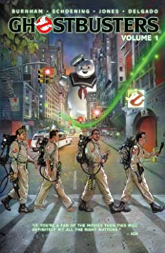 Ghostbusters (2011-2012) Tome 1