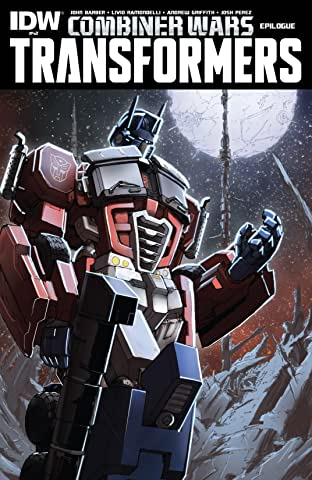 Transformers (2011-) #42: Combiner Wars Epilogue