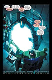 Transformers (2011-2016) #42: Combiner Wars Epilogue
