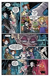 Edward Scissorhands #9: Whole Again Part 4