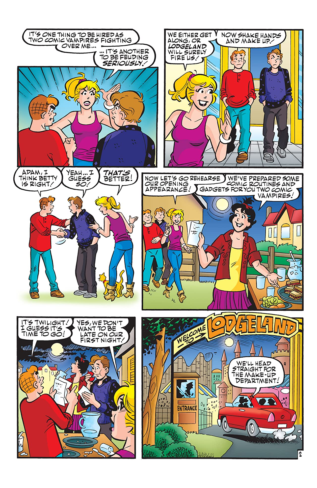 Betty & Veronica #259