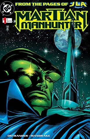 Martian Manhunter (1998-2001) #1