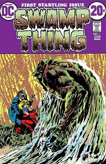 Swamp Thing (1972-1976) #1