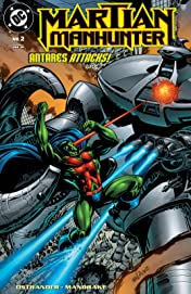 Martian Manhunter (1998-2001) #2